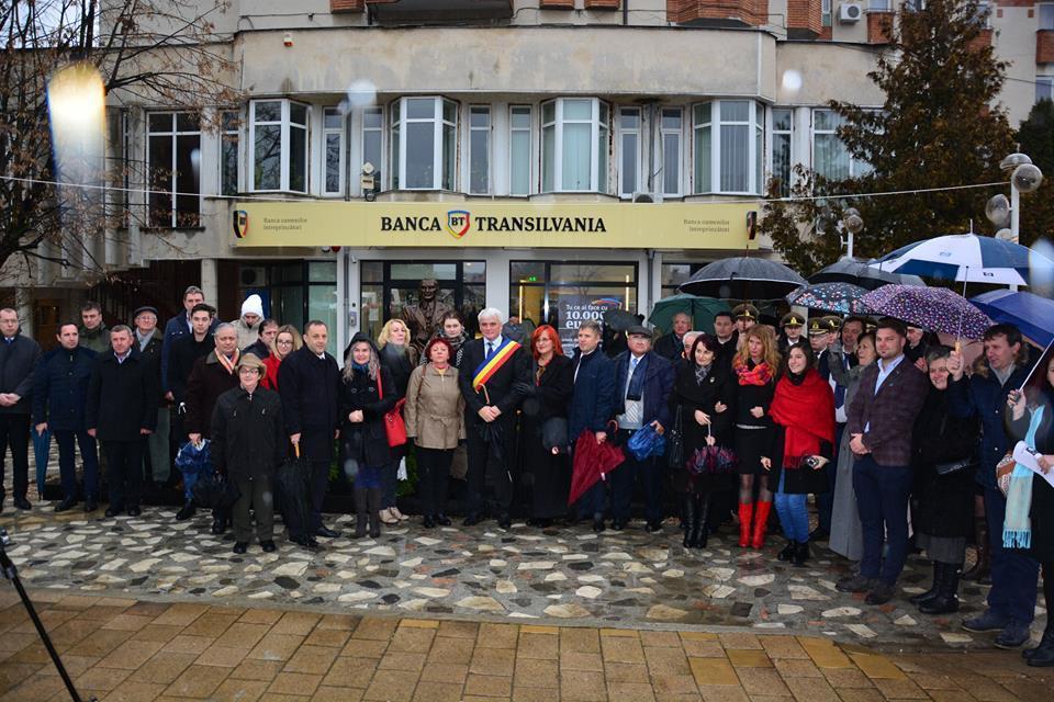 """""""Iuliu Maniu – făuritor al României Unite!"""". Masă rotundă la Șimleu Silvaniei în cinstea Marelui Om Politic"""