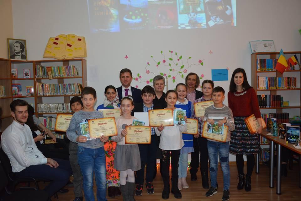 """Concurs de recitare poezii """"George Mureșan – poetul nostru"""""""