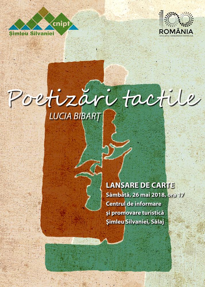 Poeta Lucia Bibarț își lansează cartea la Șimleu