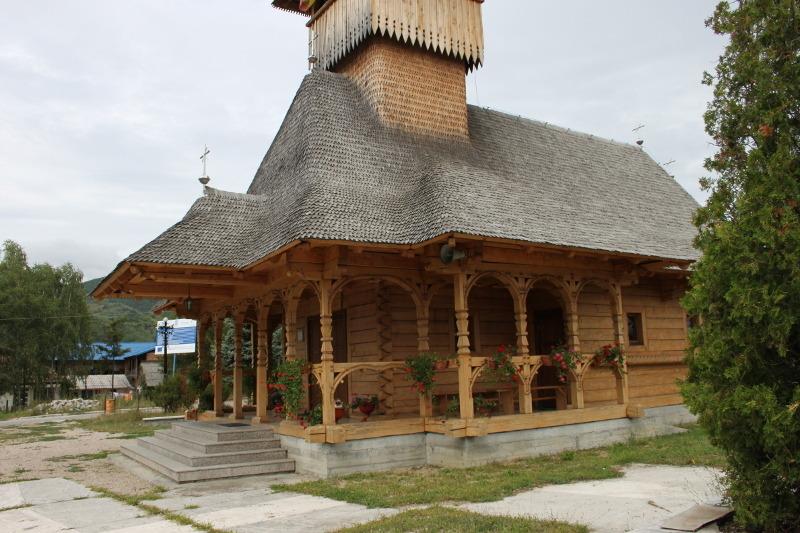 """Biserica """"Sf. Mare Mucenic și Tămăduitor Pantelimon"""