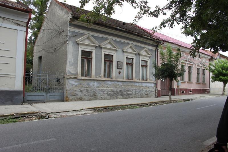 Casa Memorială Martonfi
