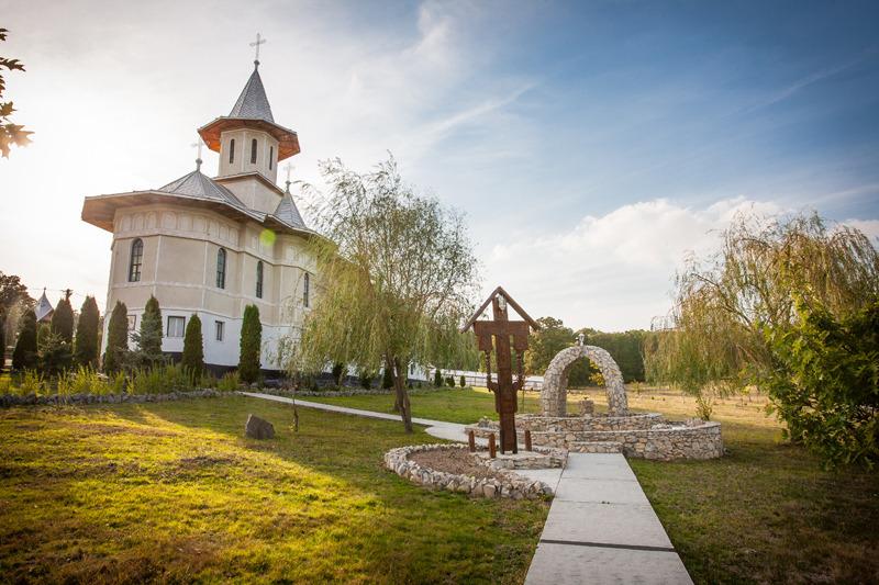 "Mănăstirea ""Sfânta Treime"" Bic"