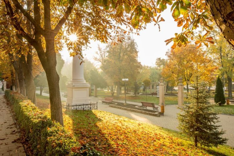 Parcul Central Șimleu Silvaniei