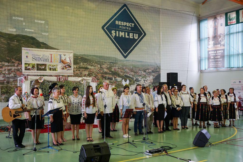 Ziua Silvaniei. Șimleuanii au sărbătorit, într-o atmosferă caldă, prietenească, tradițional românească