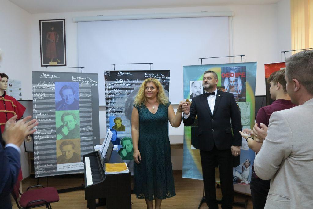 """""""Enescu pe înțelesul tuturor"""" – concert la Șimleu Silvaniei"""