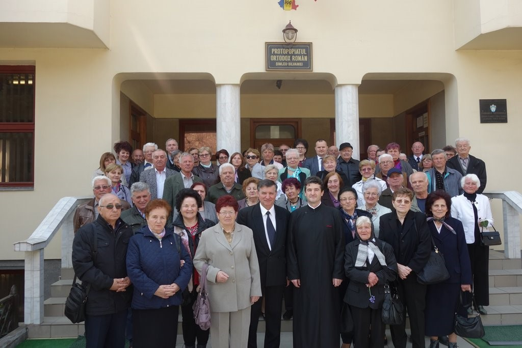 Adunarea Generală a Casei de Ajutor Reciproc a Pensionarilor