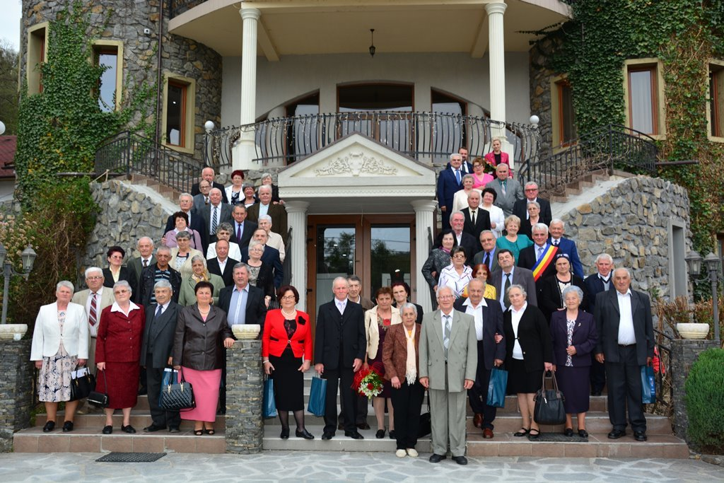NUNTA DE AUR – prețuind seniorii!