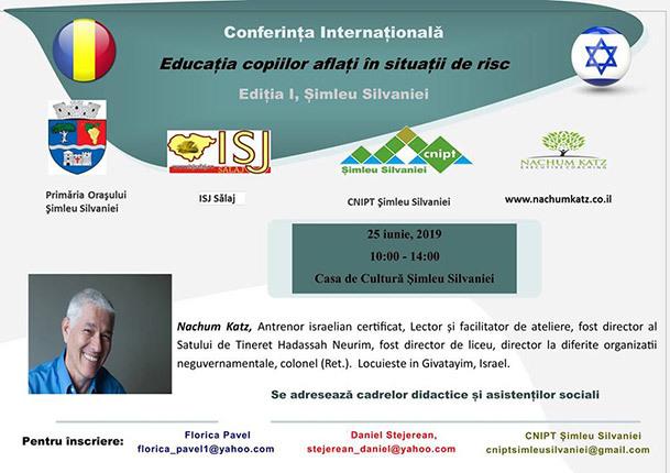 Conferință situații de urgență