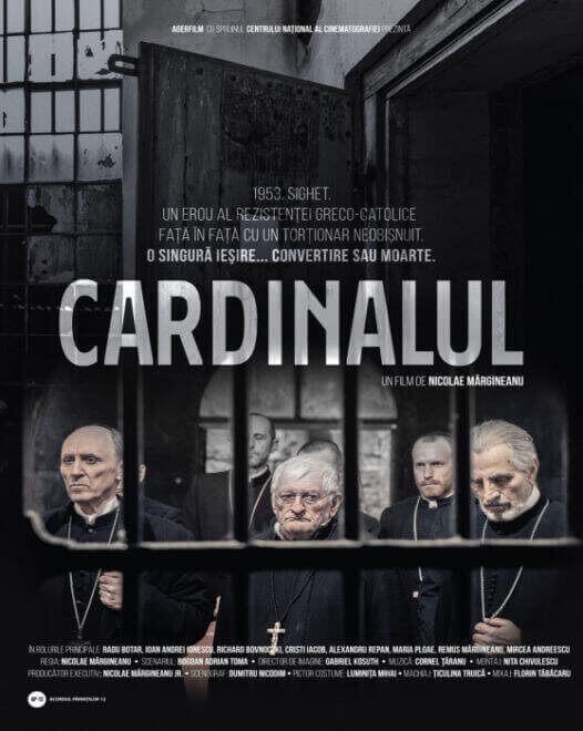 Cardinalul – un film semnat de Nicolae Mărgineanu