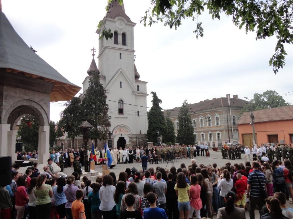 La 9 Mai,  Şimleu Silvaniei a fost în sărbătoare!