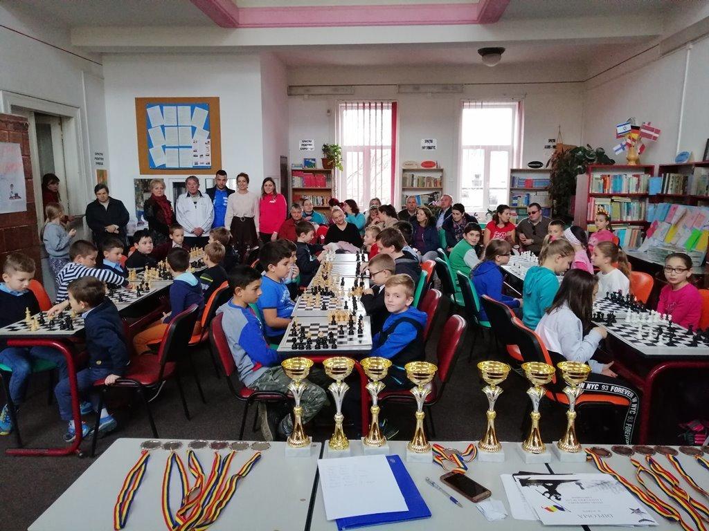 Concurs Internaţional de Şah pentru Tineret