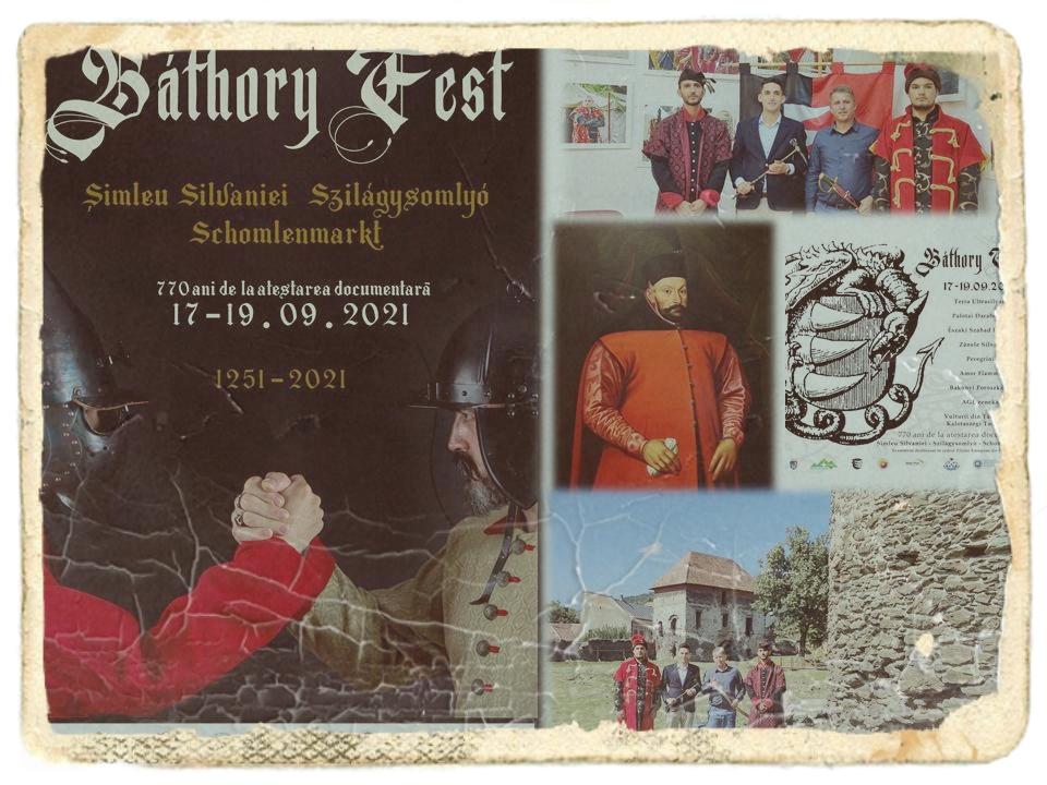 Vă așteptăm la Báthory Fest 2021